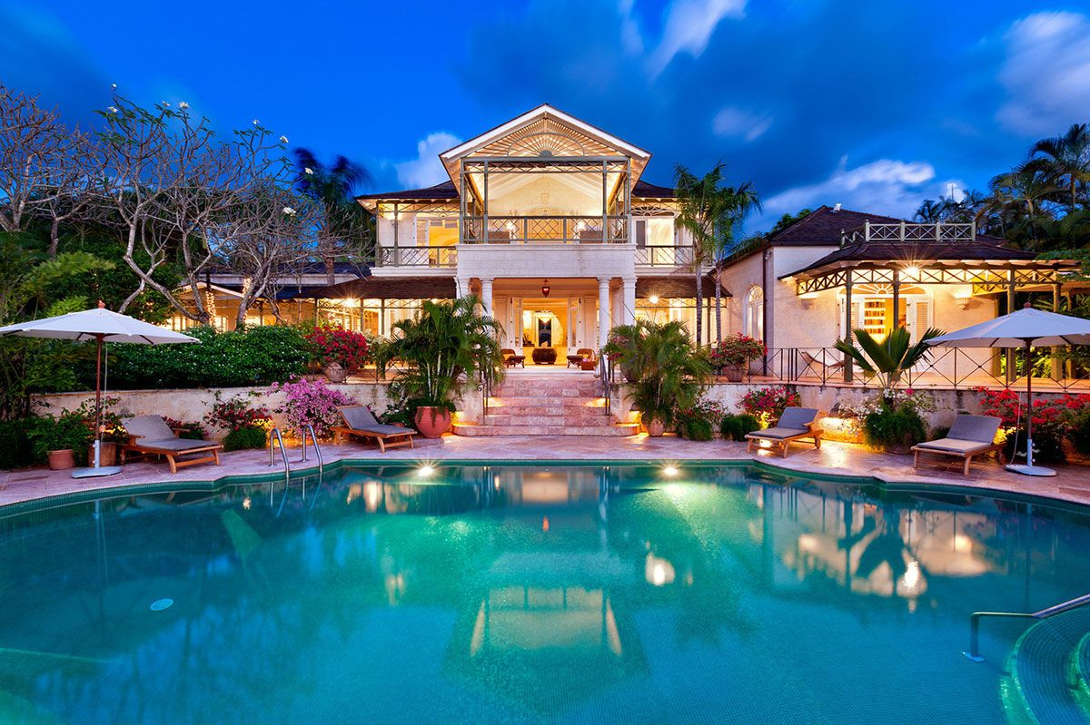 Barbados' Top 6 Most Luxurious Rentals
