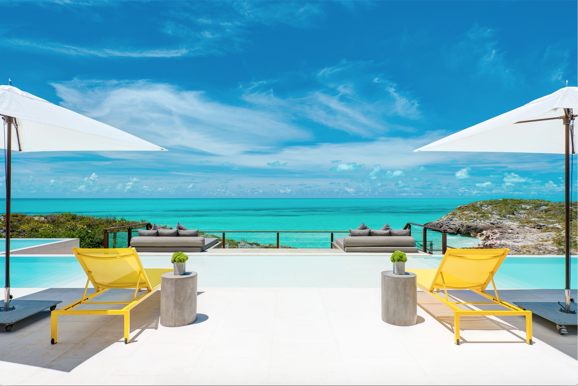 Turks and Caicos Luxury Rentals Available NOW