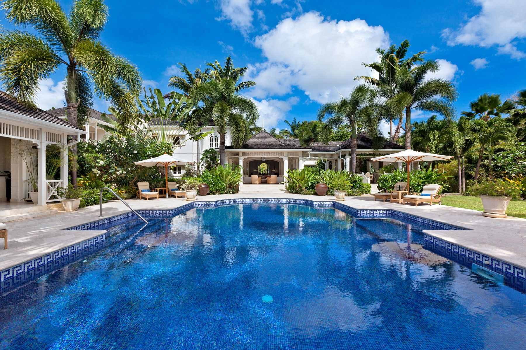 Extended winter stays in Barbados