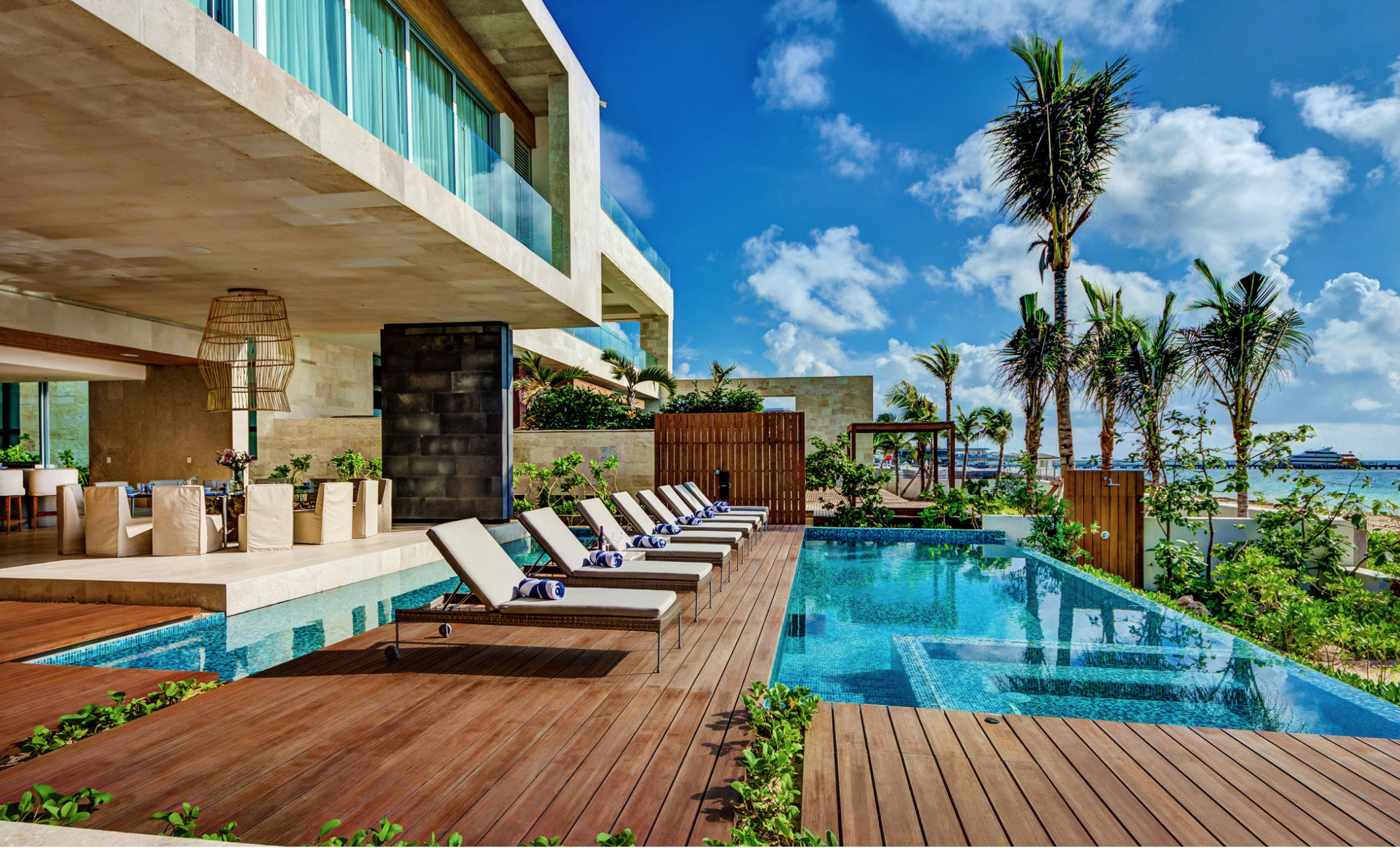 Stunning NYE Rentals in Riviera Maya, Mexico!
