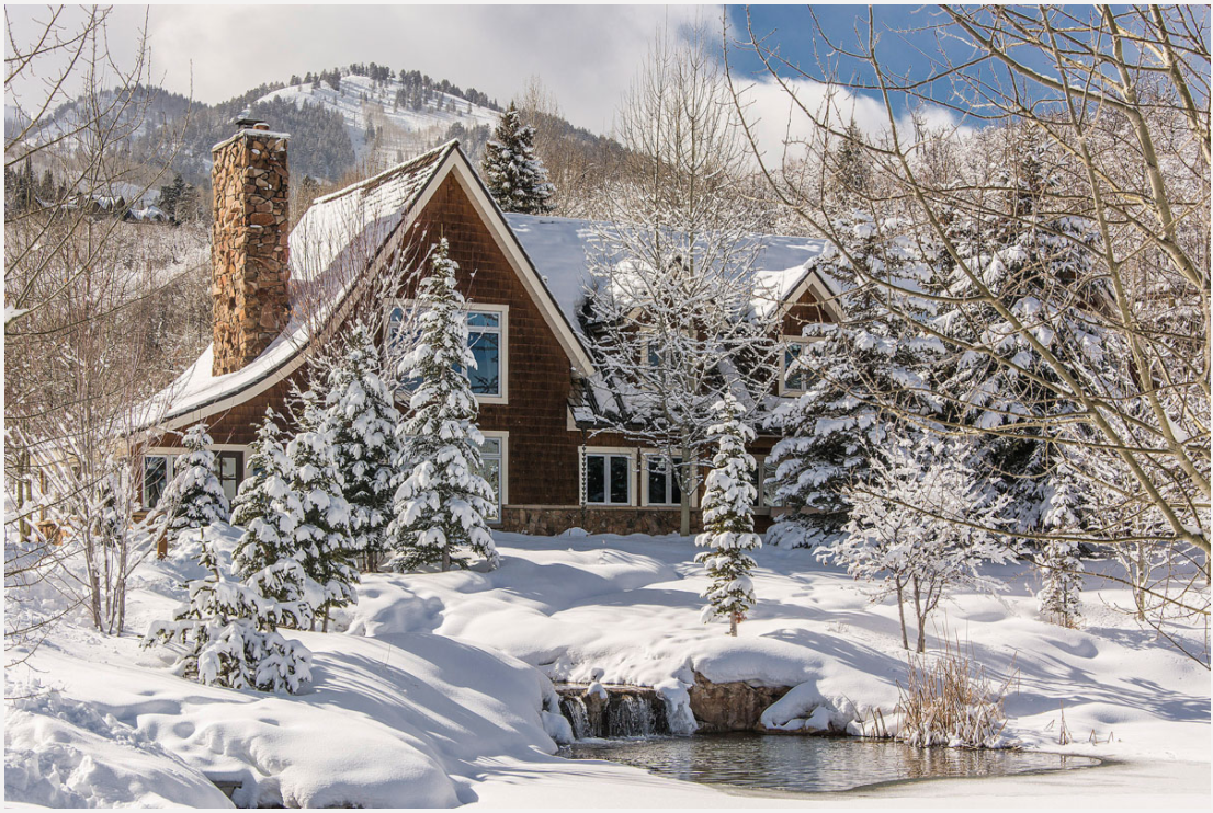Exclusive Winter Rentals in Aspen, Park City and Big Sky